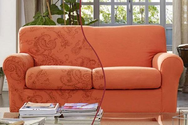 Fodere per divani e poltrone - Copridivano due posti ikea ...
