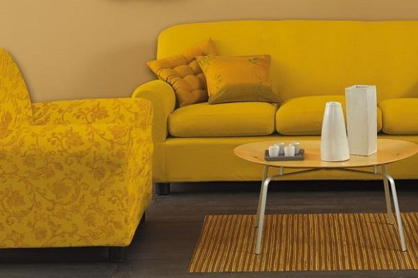 Cuscini Per Divani Gialli ~ Idee per il design della casa