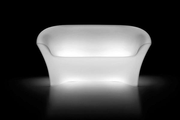 Ohla Sofa light di Plust