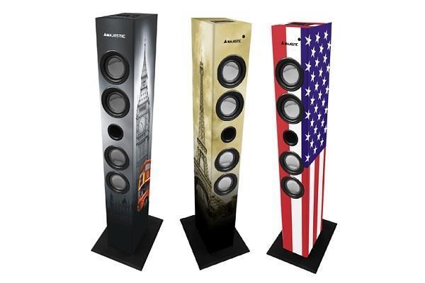 Impianto audio bluetooth Majestic varie fantasie