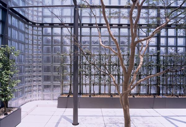 Isolamento termico vetromattone Seves Glassblock