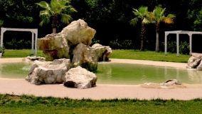 Arredare gli spazi con le rocce artificiali in gfrc