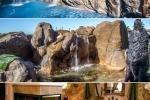 Creazioni roccia artificiale di Pianeta Roccia