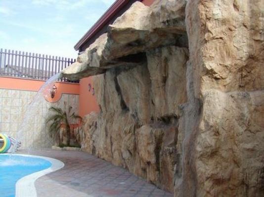 Roccia artificiale di Pianeta Roccia