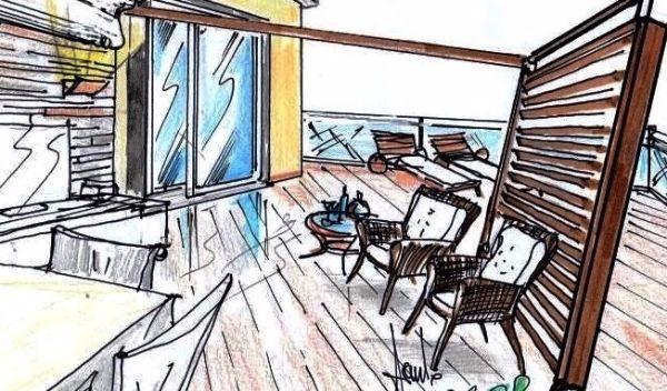 Creare un arredo outdoor con un pergolato in legno