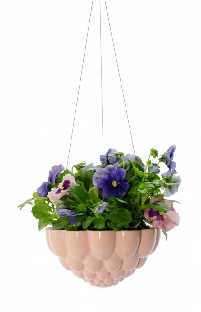 Foto vasi sospesi per piante da appendere for Vasi sospesi