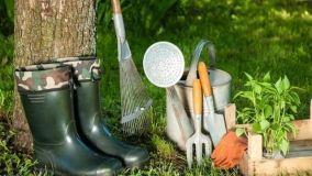 Strumenti da giardinaggio professionali e per amatori