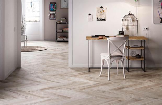 Ceramica effetto legno - Piastrelle senza fuga ...