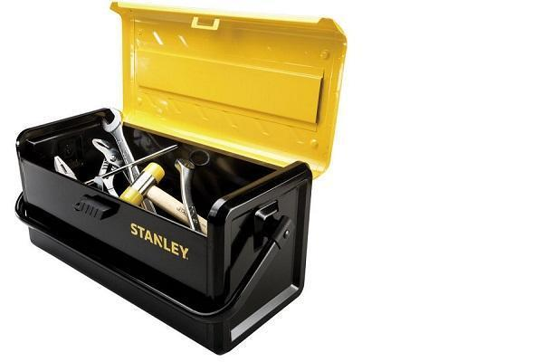 Cassetta portattrezzi in metallo Stanley
