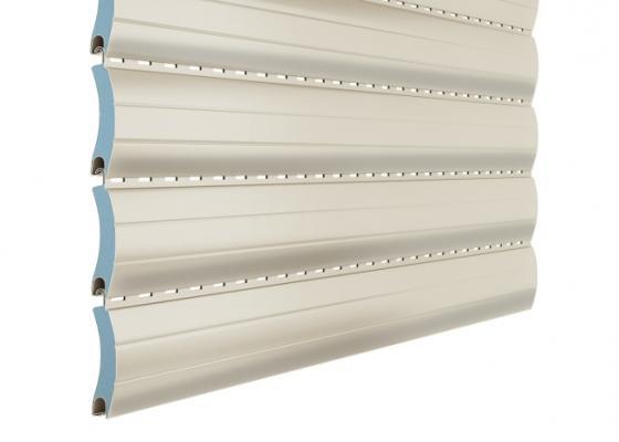 Tapparella in alluminio ad alta densità