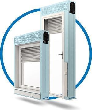 Monoblocco termoisolante: Alpac, Ingenius VMC