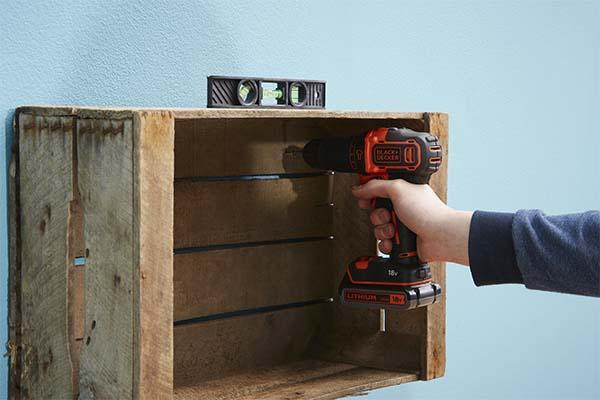 Mobile fai da te: installazione delle cassette portafrutta