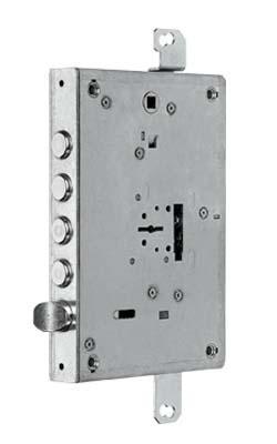 Serratura modello Matrix di Mul-T-Lock®