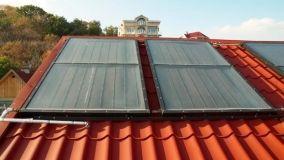 Pannelli solari, 65% e conto termico