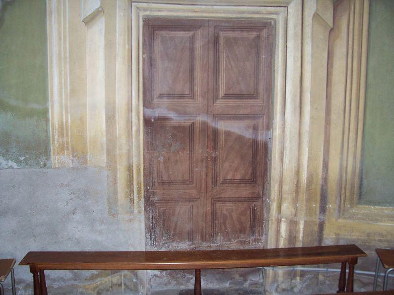 Intonaco deumidificante Webersan per edifici storici