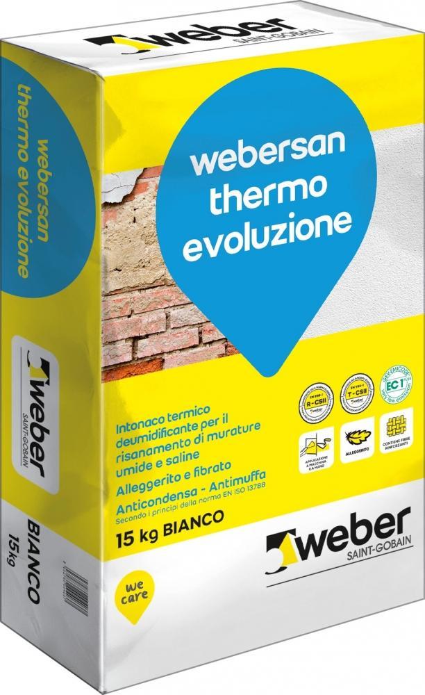 Webersan thermo evoluzione