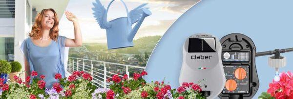 Sistema di irrigazione a goccia Aqua Magic System