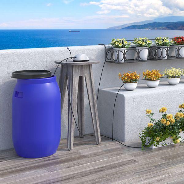Sistema di irrigazione a goccia Aqua Magic System di Claber