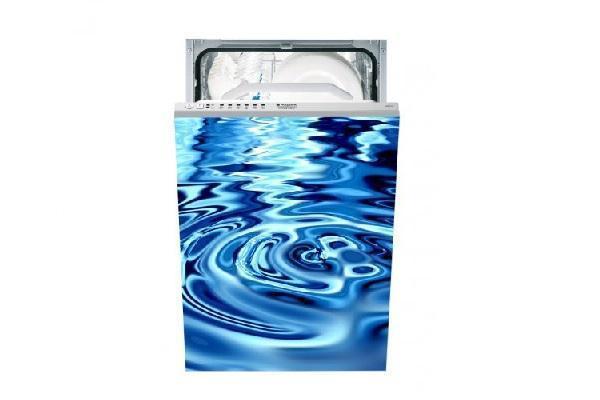 Adesivo per lavastoviglie Acqua di Stampasututto