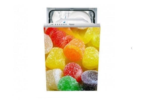 Adesivo per lavastoviglie Candy di Stampasututto