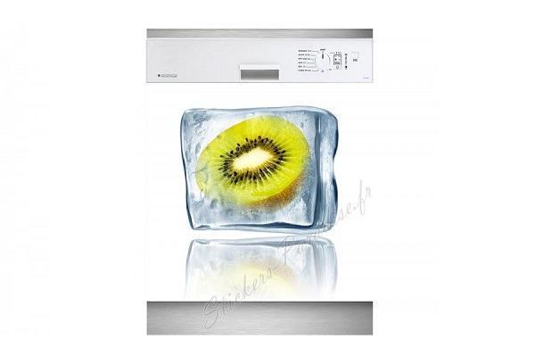 Adesivo per lavastoviglie Kiwi di Stickersparadise