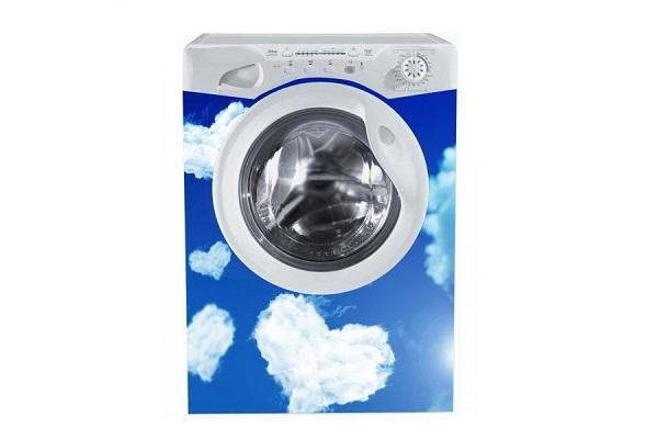 Adesivo per lavatrice Cielo di Stampasututto