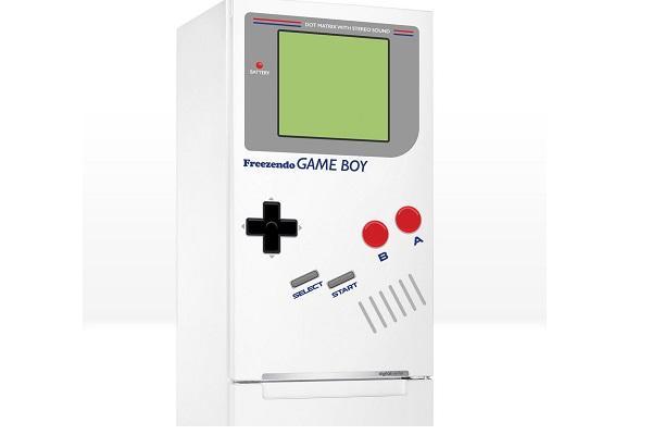 Adesivo per frigorifero Game Boy di Tenstickers