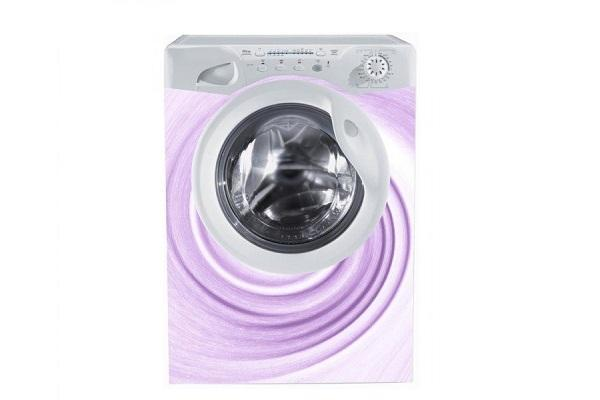 Adesivo per lavatrice Vortice di Stampasututto