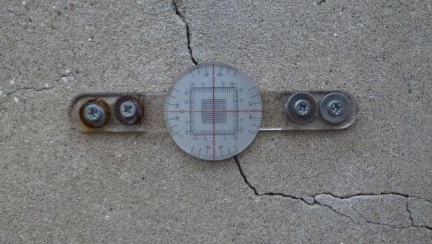 Il problema delle crepe nei muri: ecco come risolverlo