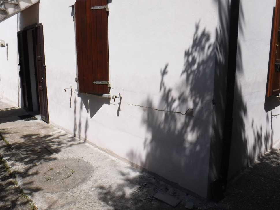 Crepe sui muri esterni come intervenire