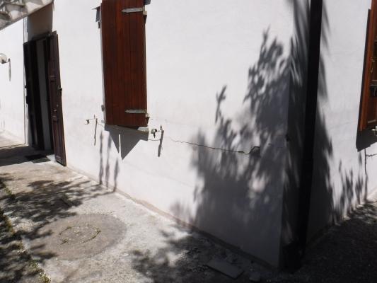 Crepa muro esterno