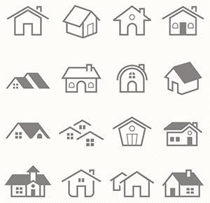 La categoria catastale varia in base alla destinazione d'uso e al pregio dell'edificio.