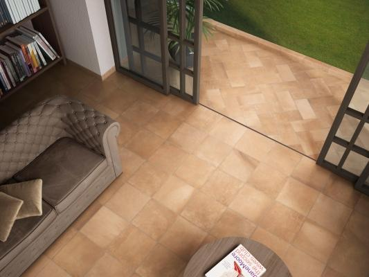 Scegliere il pavimento: collezione Argilla di Rondine.