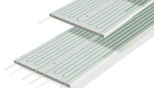 Pannelli radianti per soffitto B!Klimax dell'azienda RDZ.