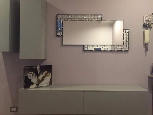 Specchi e specchiere for Maison du monde mobili ingresso