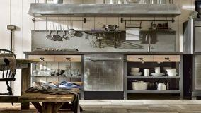 Cucina vintage modelli