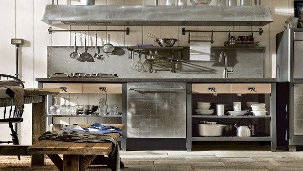 Cucina vintage: modelli e composizioni per le cucine più trendy