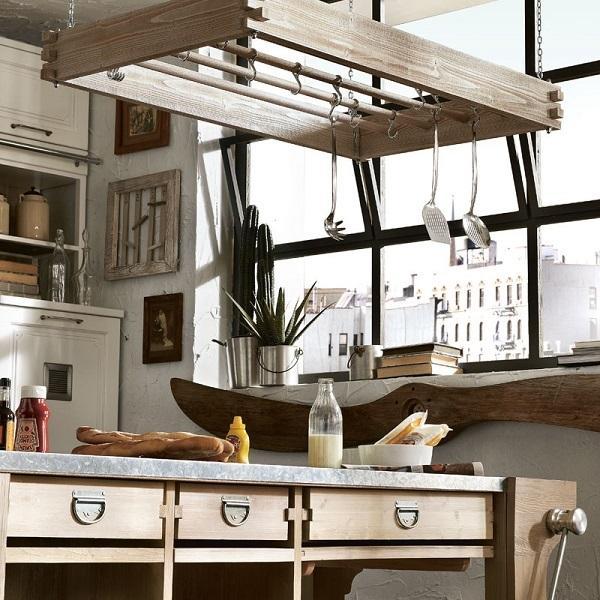 Cucina vintage: Marchi, Nolita