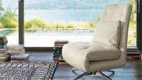 Arredare gli spazi con poltrone letto funzionali e versatili