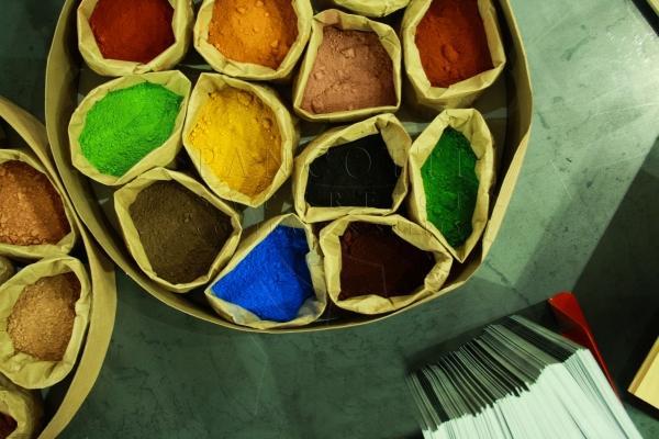 Pancotti superfici continue colori