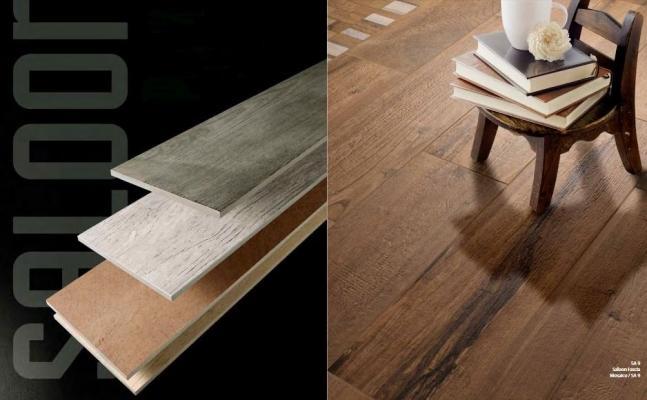 Pavimenti con posa a secco: Ceramica Dal Conca, Saloon Fast