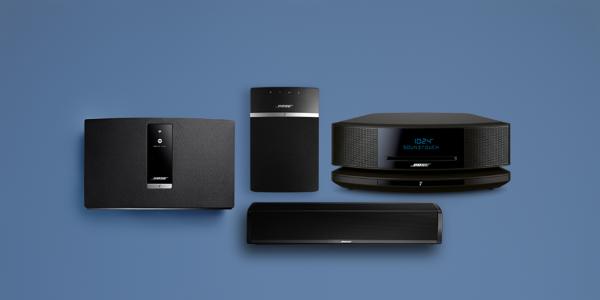 Sistema audio SoundTouch di Bose