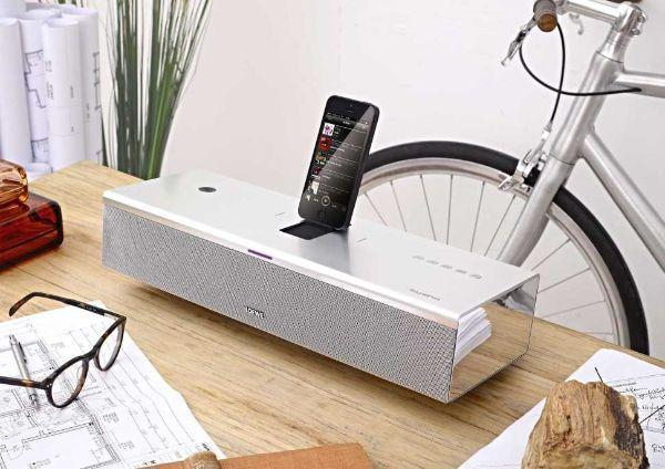 Docking station SoundPort Compact di Loewe