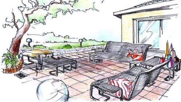 Arredo giardino come arredare l 39 outdoor for Lettere in metallo per arredare