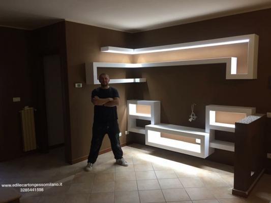 Illuminazione Controsoffitto Corridoio : Come realizzare correttamente controsoffitti