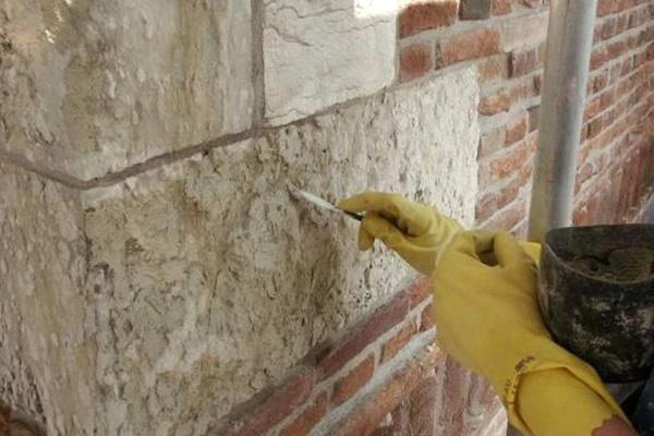 Ricostruzione malte compatibili Ditta Lancellotti