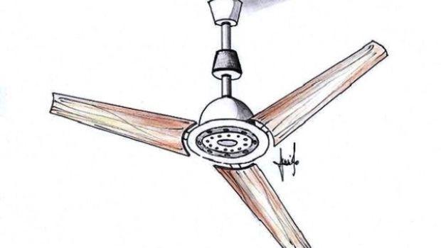 Raffrescare con il ventilatore da soffitto a pale