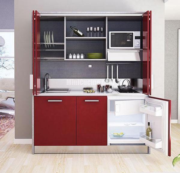 Minicucine compatte - Mini cucine componibili ...