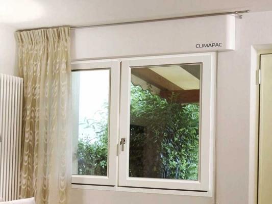 Cassonetto per avvolgibile by Climapac srl - Gruppo Alpac