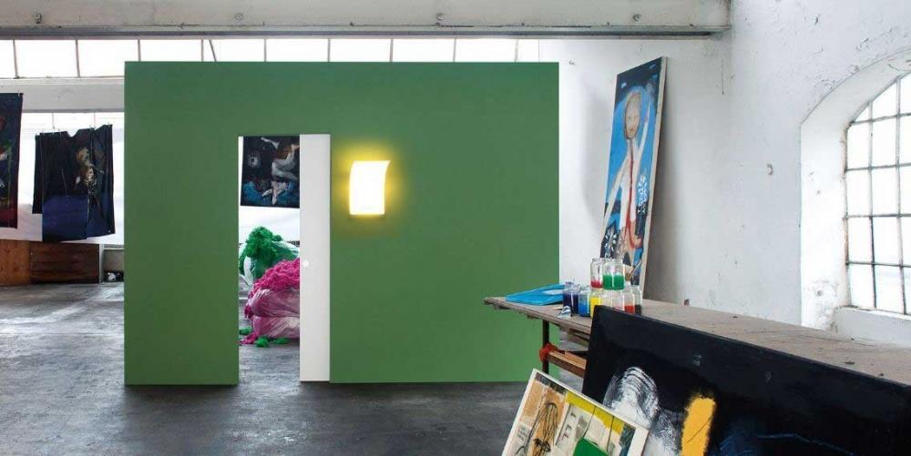 Porta a scomparsa filo muro Eclisse, minimal e trendy
